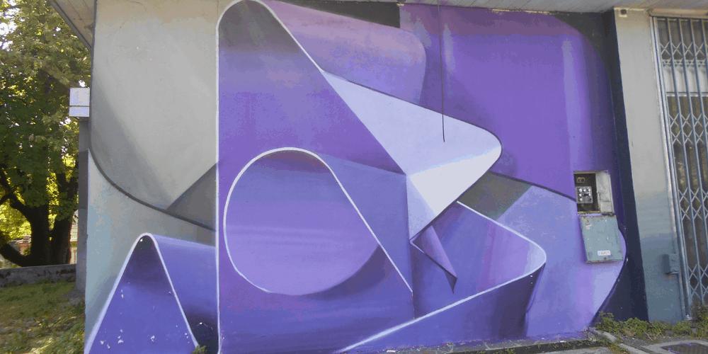 Street Art a Trento Ex Sit