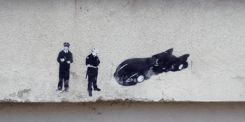 Street Art a Trento via muredei