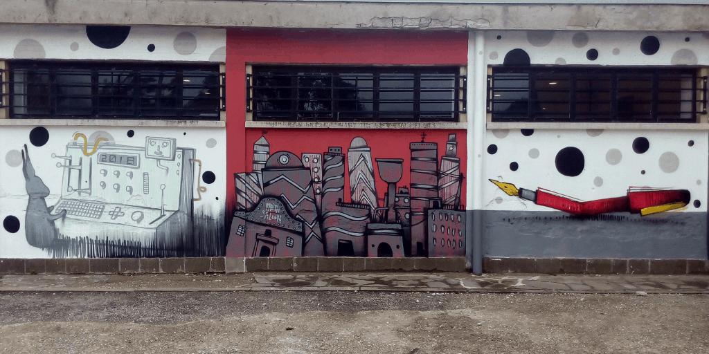 street art a trento