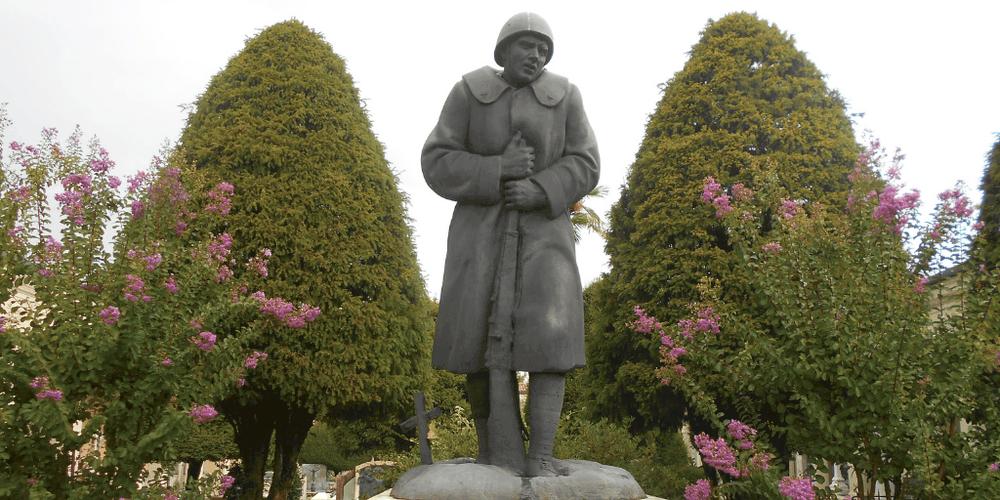 cimitero monumentale la certosa bologna soldati