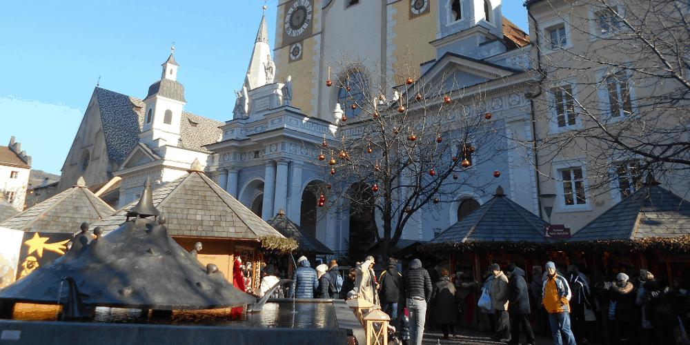 mercatini natale Bressanone Chiusa
