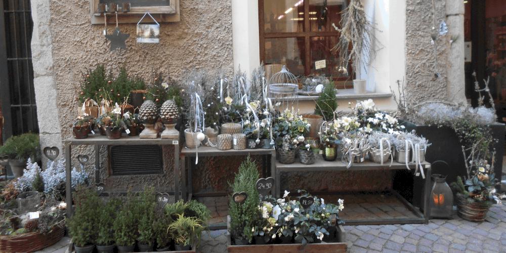 Banchetti di fiori a Chiusa