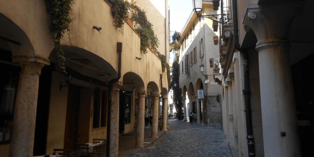 I vicoli del Ghetto a Padova