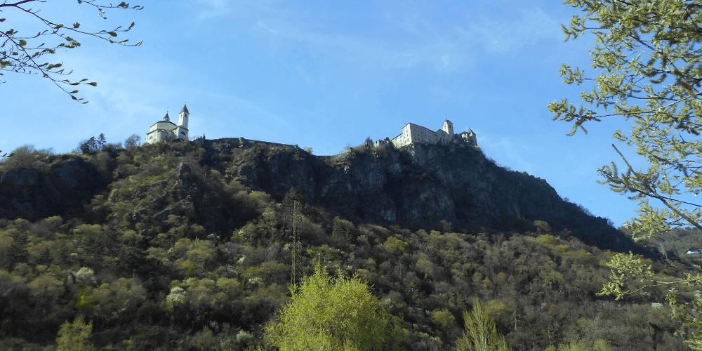 Il Monastero di Sabiona a Chiusa