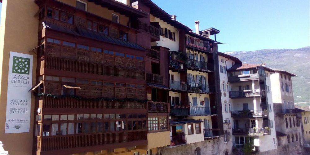 La via della seta nel Tirolo storico
