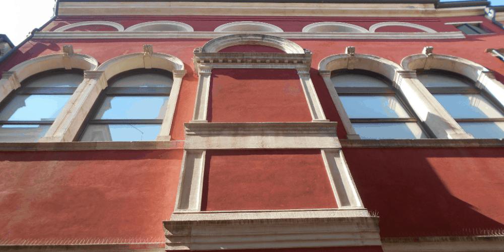 La sinagoga Grande, ovvero quella di rito tedesco