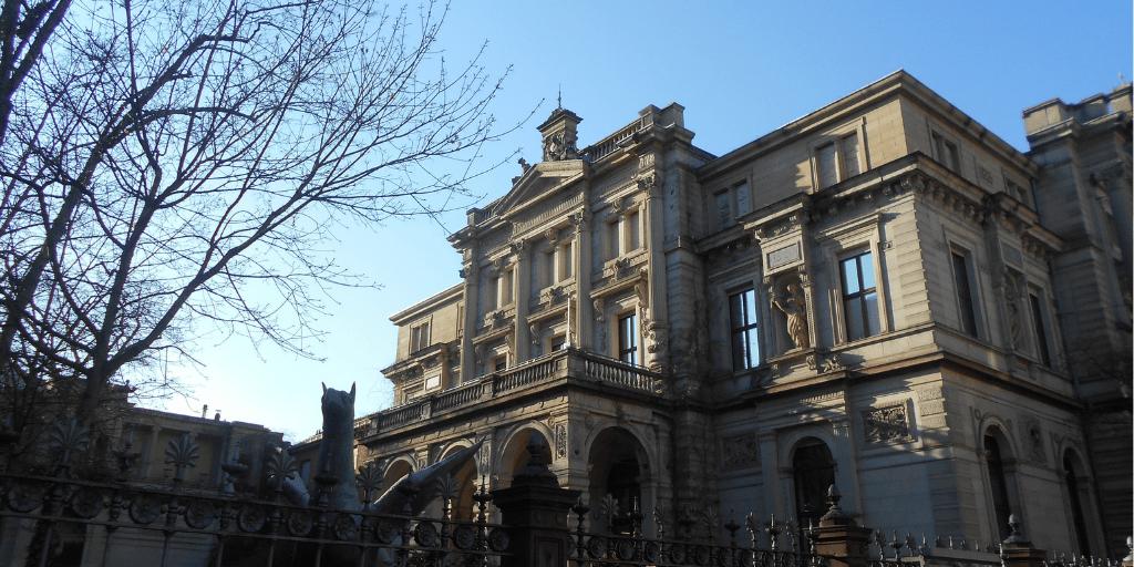 La-sede-del-Museo-della Letteratura e della Galleria Civica