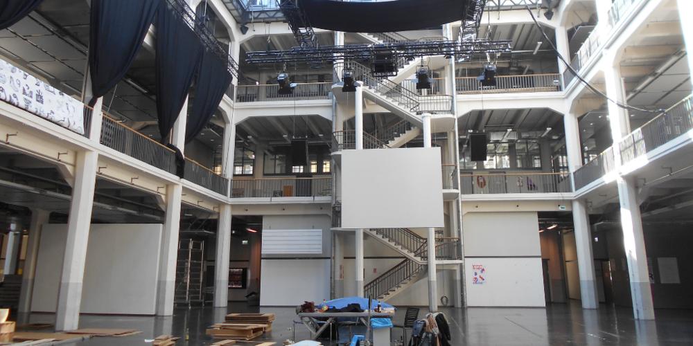 ZKM | Zentrum für Kunst und Media