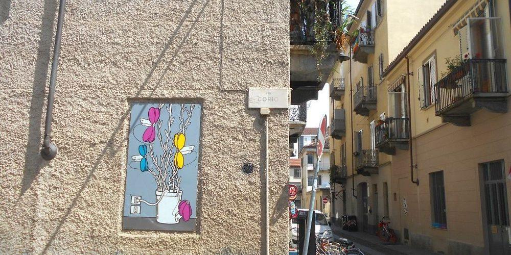 mau museo d'arte urbana a torino