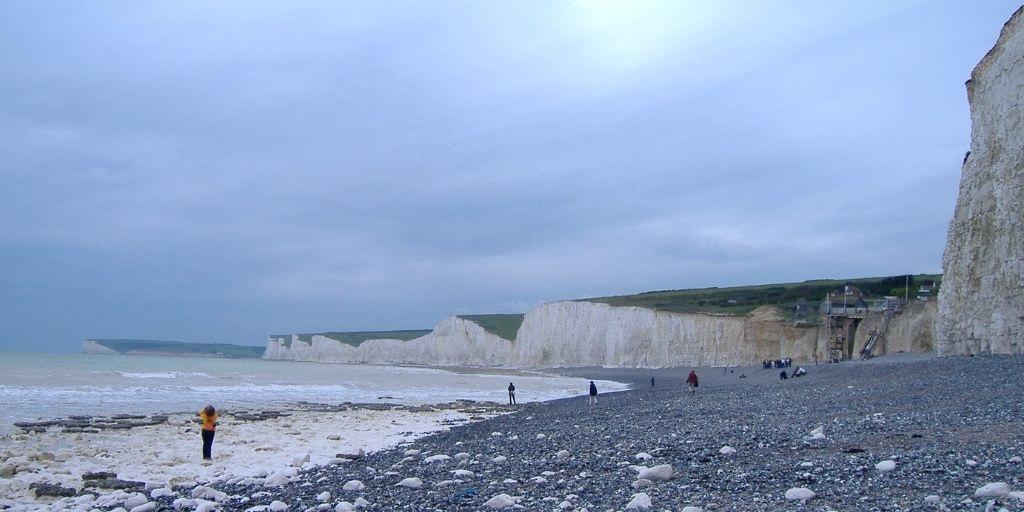 Le Seven Sisters di Brighton