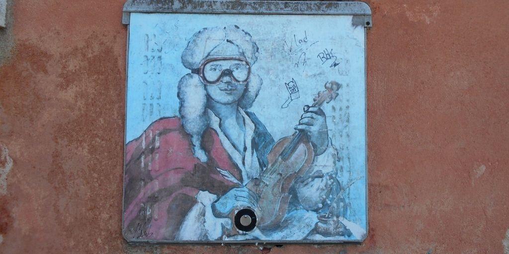blub street art venezia