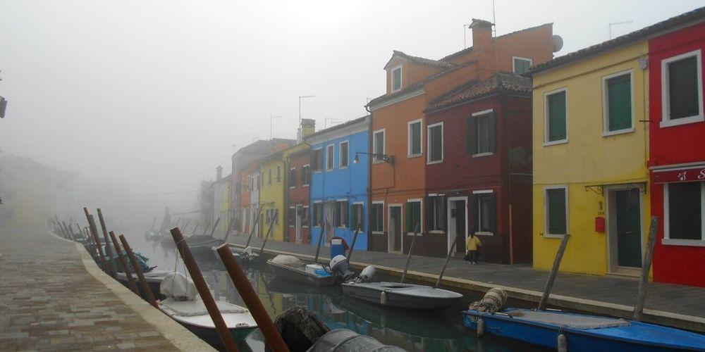 murano burano torcello le isole di venezia