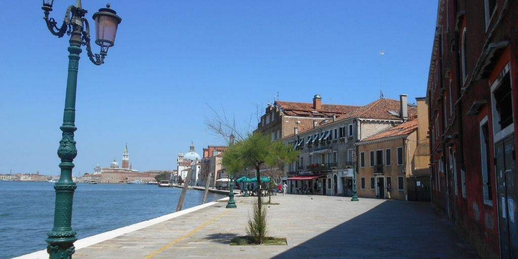 cosa vedere isola della giudecca venezia