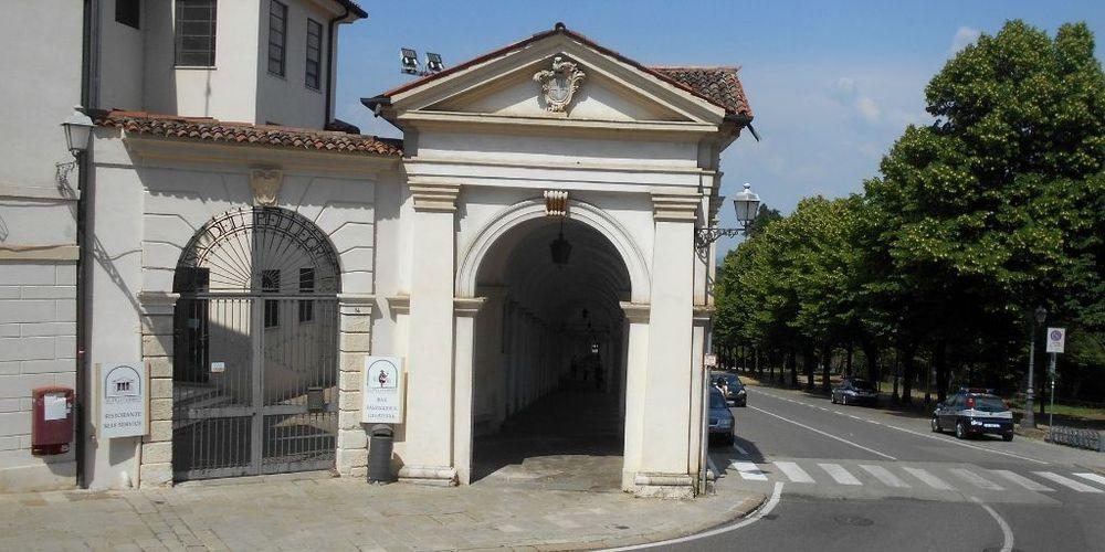 portici del santuario di monte berico a vicenza