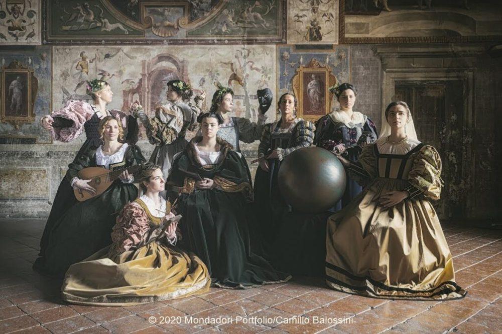 la fotografia nella rievocazione storica
