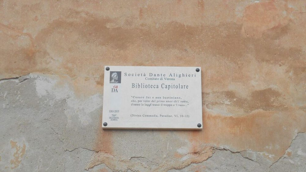 Dante Alighieri a Verona: un itinerario letterario