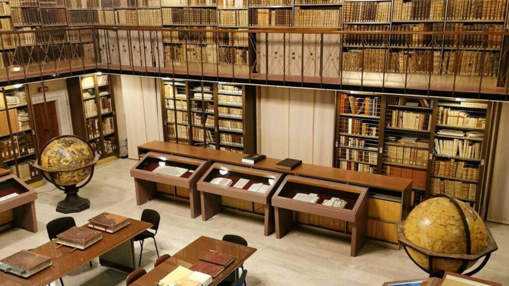 cosa vedere a jesi: Biblioteca Comunale Planettiana