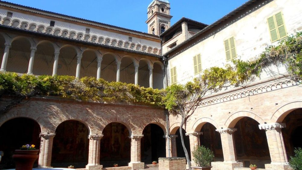 basilica san nicola tolentino