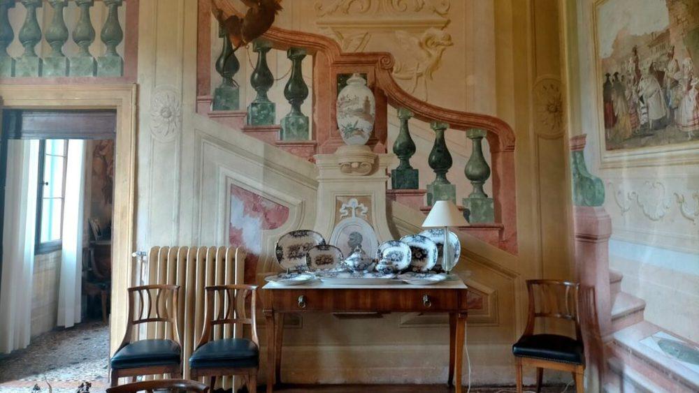 Visitare Villa Valmarana ai Nani a Vicenza